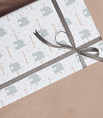 Load image into Gallery viewer, Luna Ramadan Wrapping Paper printable