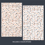 Load image into Gallery viewer, Terrazzo Wrapping Paper printable
