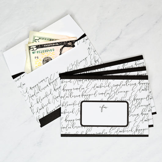Eid money envelopes