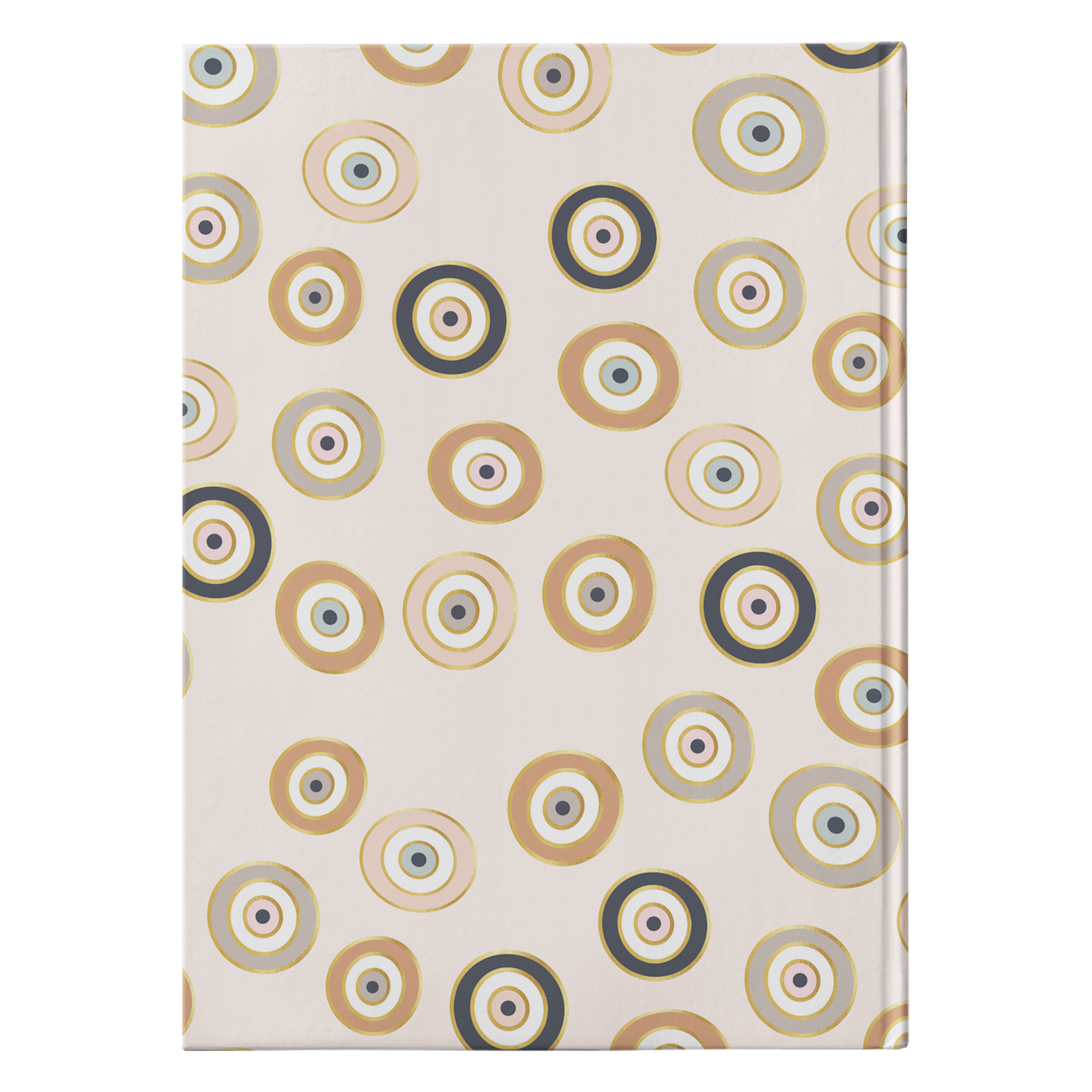 Karma Eyes hardcover journal