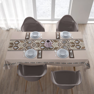 Damasq Collection Tablecloth