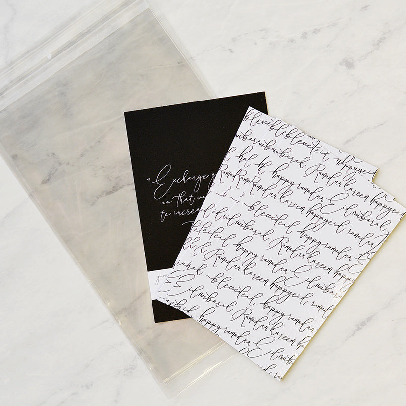 Calligraphy Treat/Gift kits