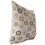 Load image into Gallery viewer, Karma Eyes pattern pillows