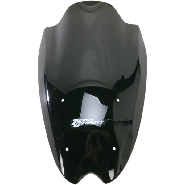 2301-1654 ZERO GRAVITY Dark Smoke Sport Touring Windscreen WSCREEN 10 Z1000 ST DSMK