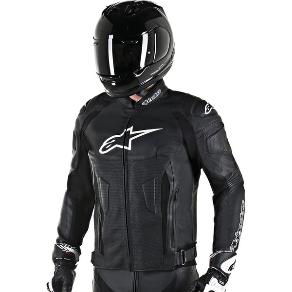 ALPINESTARS Gp Plus R Airflow Leather Jacket V2