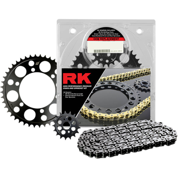 RK CHAIN KIT SUZ DL650 OE