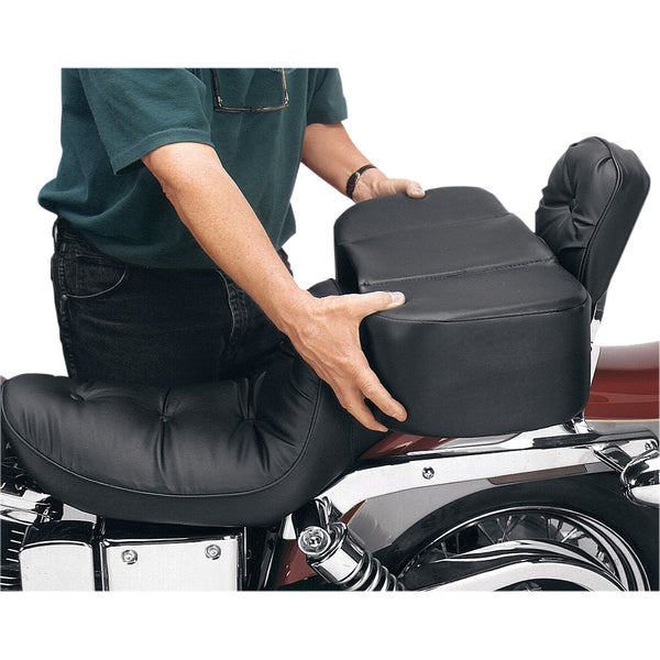 0810-0320 SADDLEMEN Adjustable Plain Comfy Saddle™ Passenger Seat Pad SEAT,COMFY SADLE ADJ CRSR