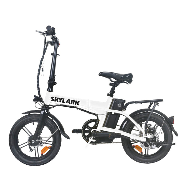 NAKTO Folding Electric Bicycle 16'' Skylark