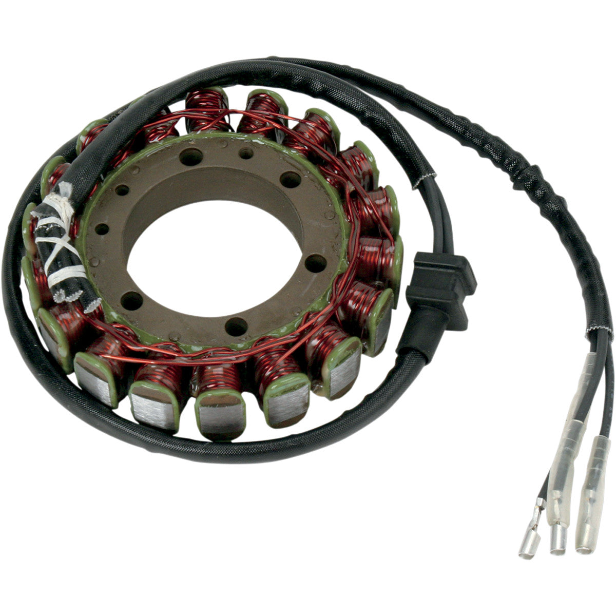 21-204 RICK'S MOTORSPORT ELECTRIC Alternator Stator STATOR, KAWASAKI