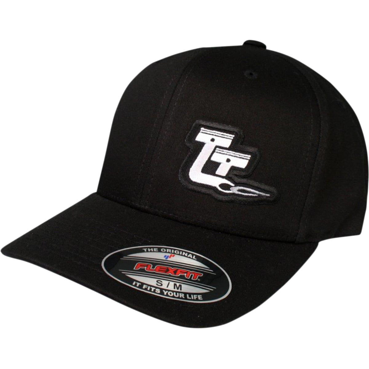 Throttle Threads Curved-Bill Throttle Threads Hats