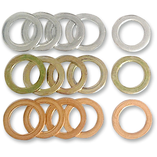 2401-0869 CYCLE PERFORMANCE PROD. 12mm Spark Plug Indexing Washers WASHER 12MM SPARK PLUG