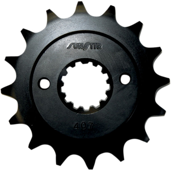 40715 SUNSTAR SPROCKETS Front Powerdrive Countershaft Sprocket C/S SPROCKET 525 15T