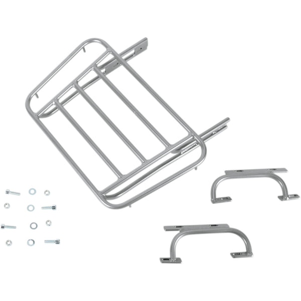 1510-0137 MOOSE RACING HARD-PARTS 4.92 lb. Silver Expedition Rear Rack RACK REAR EXPED XT250