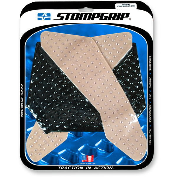 4320-2017 STOMPGRIP Clear Stompgrip Traction Pad Tank Kit TRACTION KIT 55-10-0142
