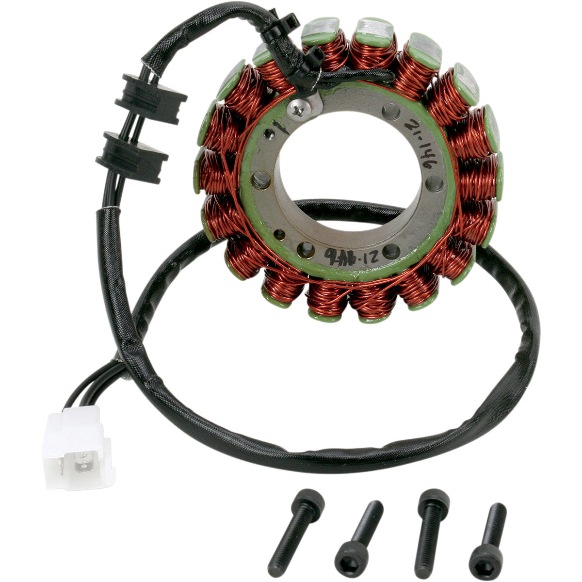 2112-0607 RICK'S MOTORSPORT ELECTRIC Alternator Stator STATOR HONDA 21-146