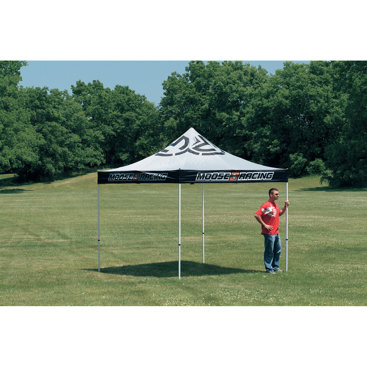 MOOSE Moose Racing 10' x10' Collapsible Canopy