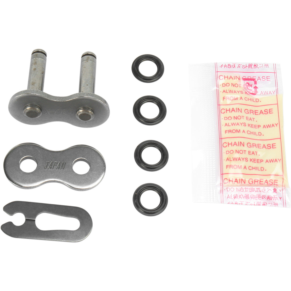 PARTS UNLIMITED-CHAIN LINK CON PU 530 X-RING CL