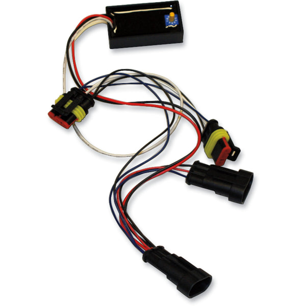 2050-0125 CUSTOM DYNAMICS Gen2 Ultimate Magic Brake Light Strobe MODULE BRK LIGHT FLASHER