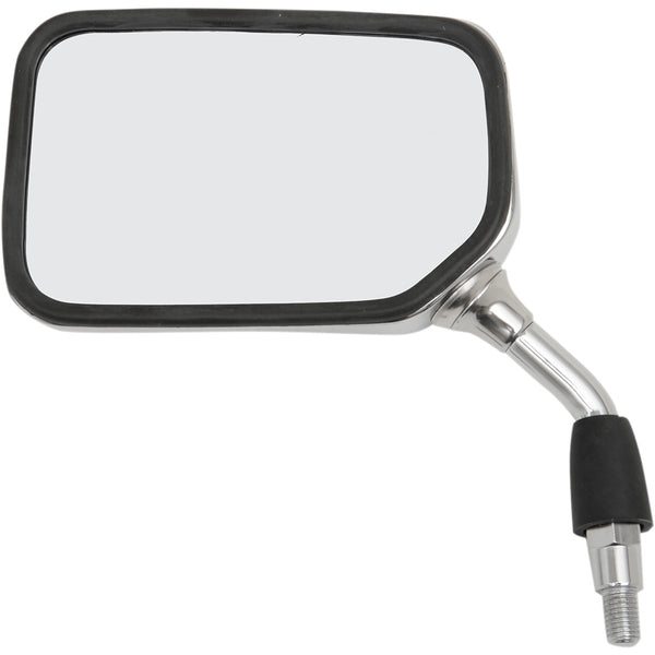 0640-1038 EMGO Black Left-Hand OEM Replacement Mirror MIRROR HONDA L/H