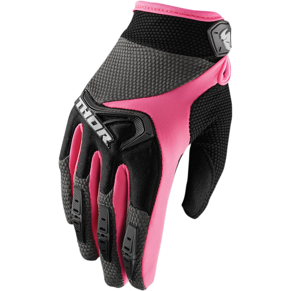 THOR Spectrum Short Cuff Gloves