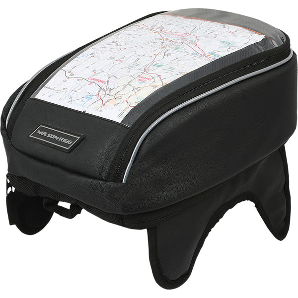 3502-0265 NELSON RIGG NR-150 Journey Highway Cruiser Magnetic Tank Bag TANK BAG CRUISER MAGNETIC