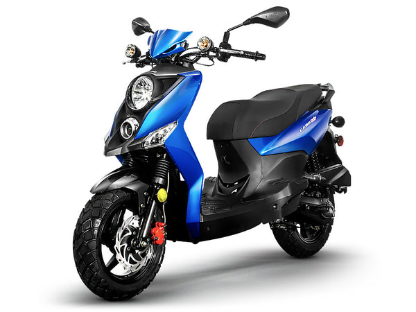 Lance Cabo 125 (2020) Motorized Scooter All Colors