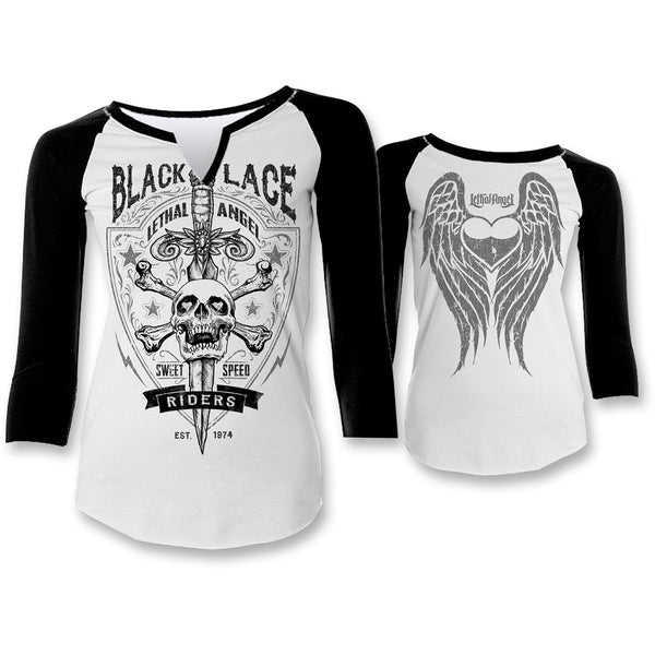Lethal Threat Women'S Longsleeve Shirts