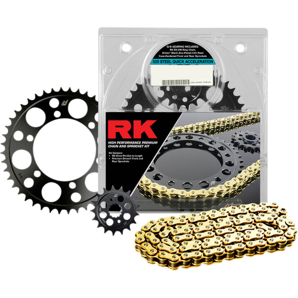 RK CHAIN KIT KAW ZX6R QA