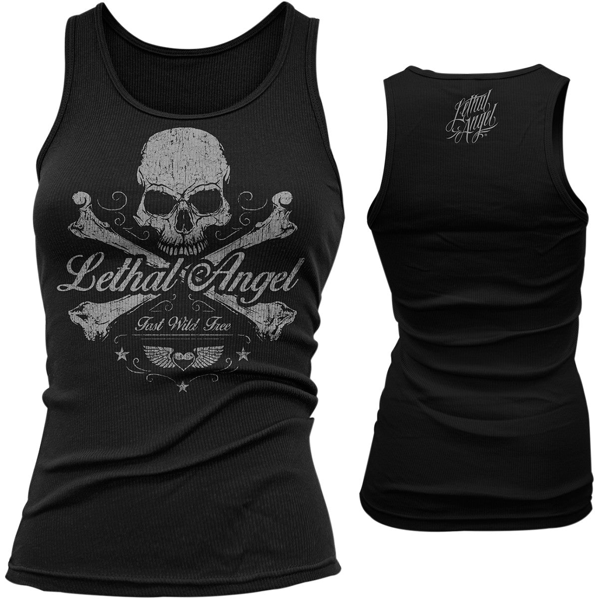 Lethal Threat Women'S Tank Tops