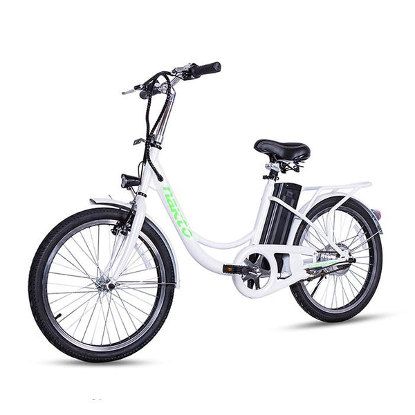 "Nakto City Electric Bicycle 22"" Elegance"
