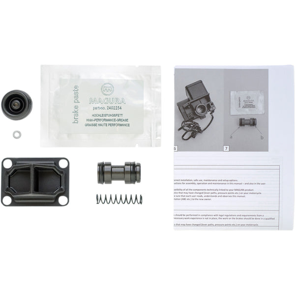 0617-0258 MAGURA Master Cylinder Repair Kit BRAKE REP KT BMW 20MM