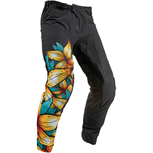 Thor Prime Pro Infection Offroad Riding Wear Pants Floral