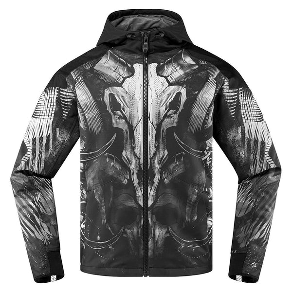 Icon Merc Cloven Black Jacket