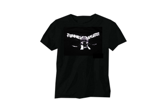 Tunnel splitter T-shirt