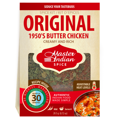 Original 1950's Butter Chicken
