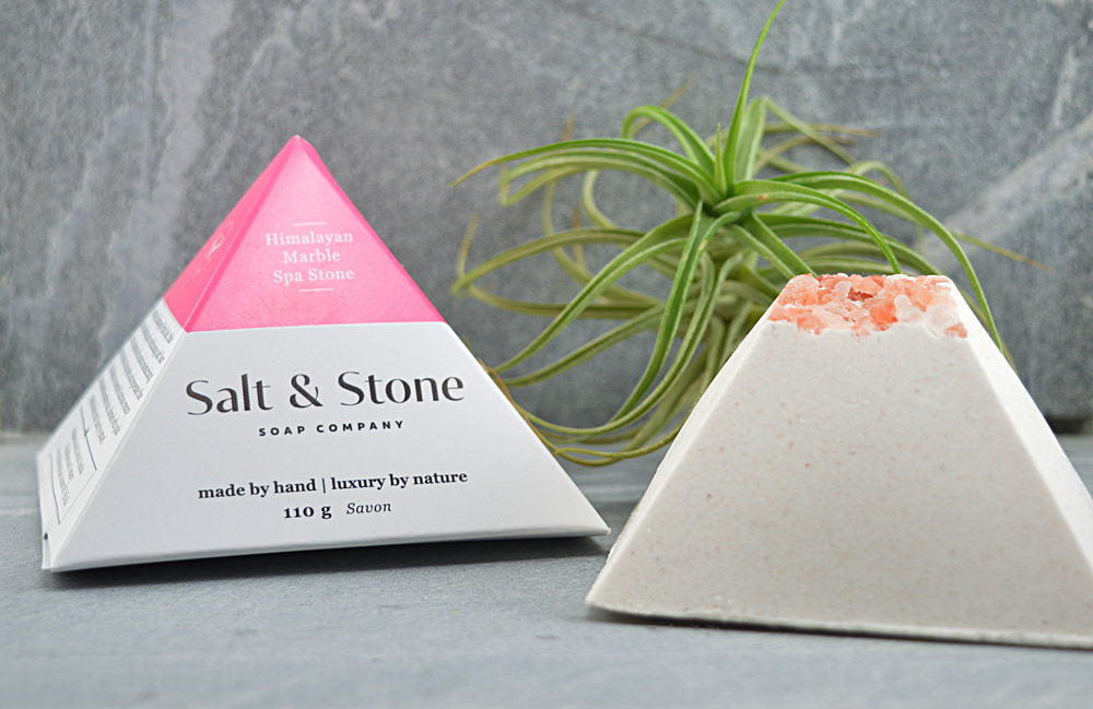 Himalayan Marble Spa Soap Stone