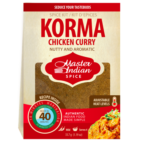 Korma Chicken Curry