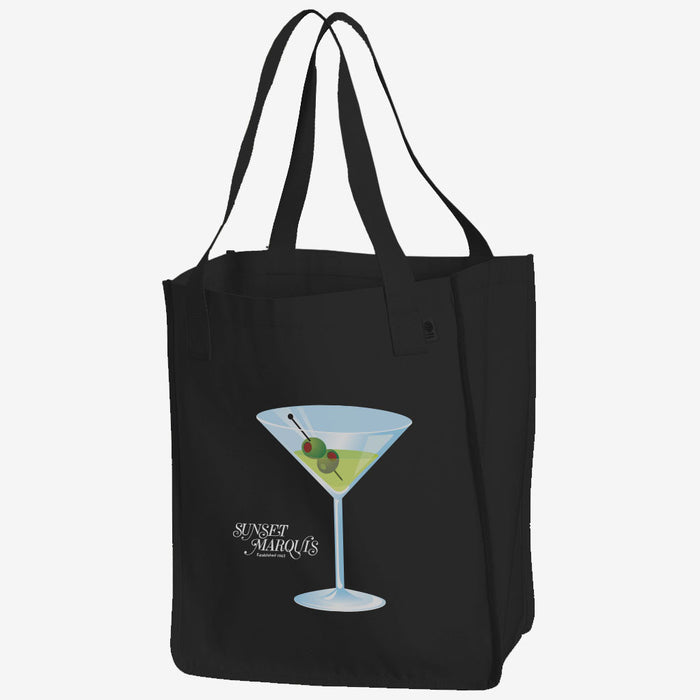 Martini Lunch Tote