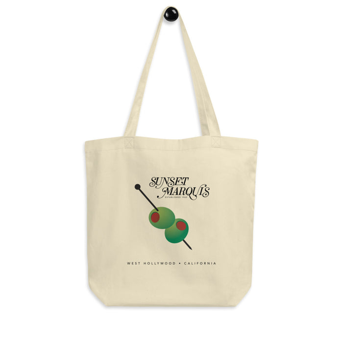 Olives - Tan Eco Tote Bag