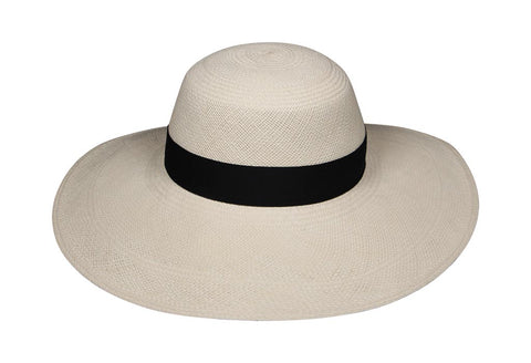 Vis Panama Round Crown Sun Hat