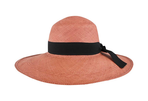 Korcula Round Crown Sun Hat