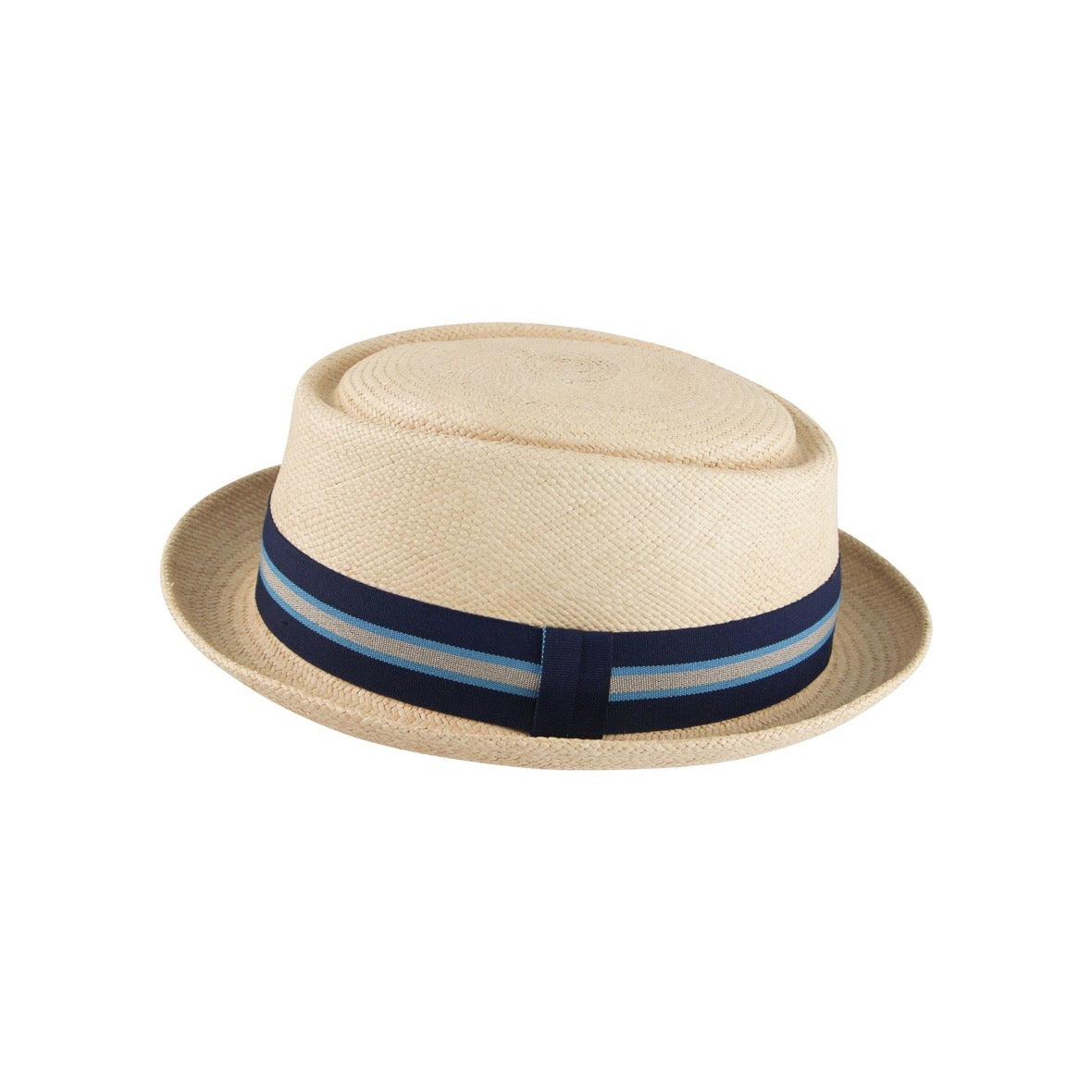 cf493d527287 Islington Pork Pie Panama Hat – Bella Blu Design