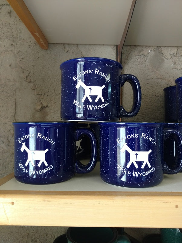 Cobalt Eatons' Ranch with Stick Horse Mug