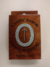 Eatons' Ranch Playing Cards