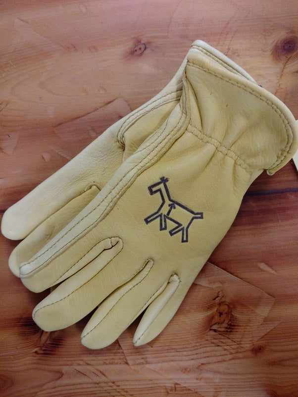 Youth Stick Horse Riding Gloves