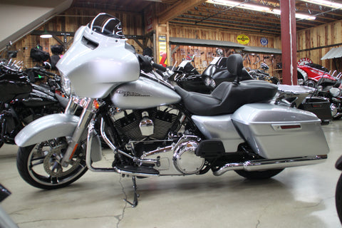 RodeMaster ConTour™ With Backrest 2008-2018 FL Touring Models
