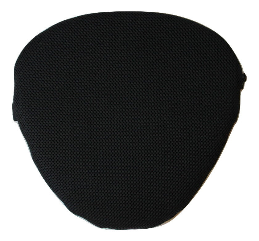Cool-Tush™  Gel Seat Pad with Contour-Cushioning Foam