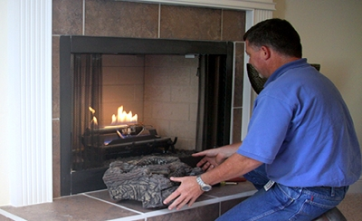 Gas Log/Fireplace Services