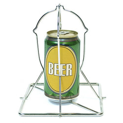 Big Green Egg Beer Can Chicken Rack