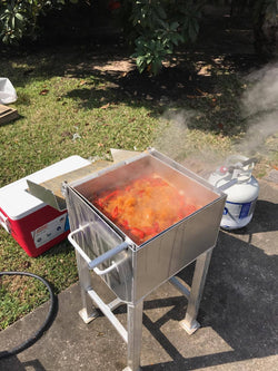 10 Gallon Crawfish Cooker